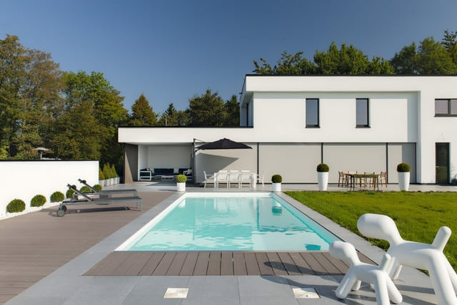 20+ Modern Pool Designs and 3 Things Every Pool Owner Should ...