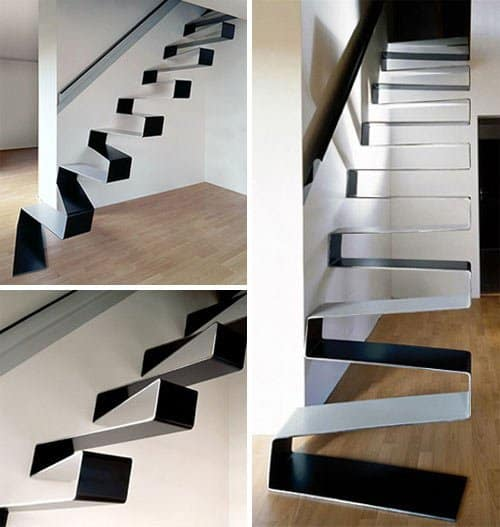 Delightful In Terms Of Renovation, Replacing A Staircase Is Akin To Knocking Down A  Structural Wall. But If Your Stairs Are Badly Positioned, Oppressive, ...