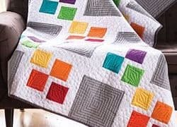 18 Beautiful Decorating Modern Quilts