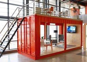 Shipping Container Offices – The Perfect Workplace