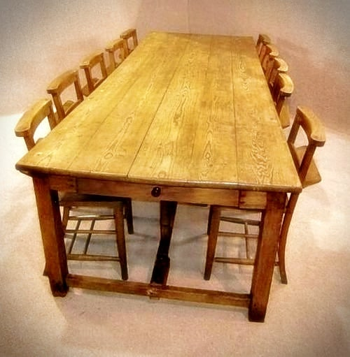 My Best Buy Dining: Best Farmhouse Dining Tables You Can Buy Online